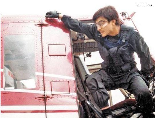 刘德华拍黑金踢坏直升机判赔267万